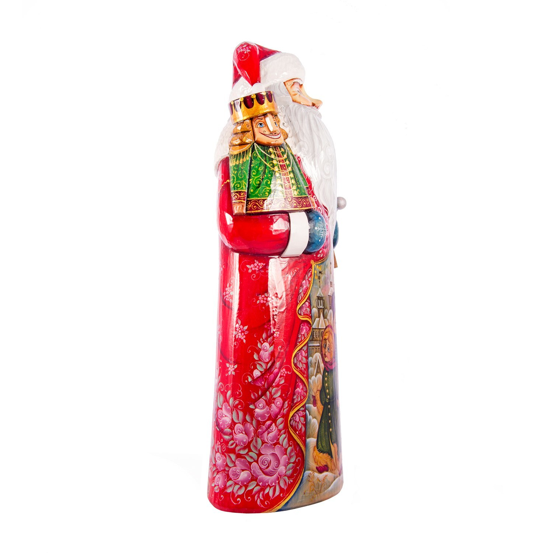 Дед Мороз и Щелкунчик