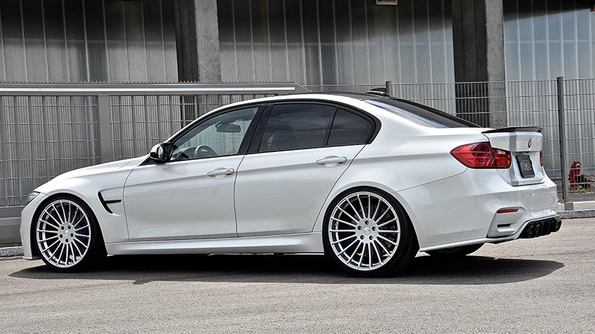 Обвес Hamann для BMW M3 F80