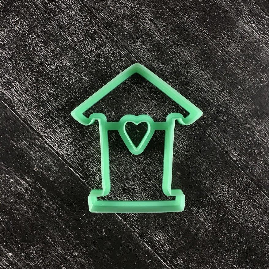Дом №10 с сердцем