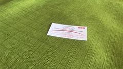 Рогожка Флекс 08 зеленый