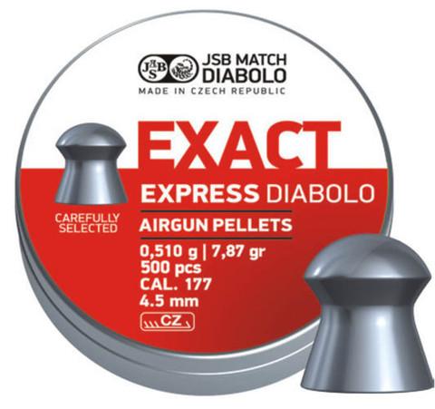 JSB Exact Express 4,5/0,510