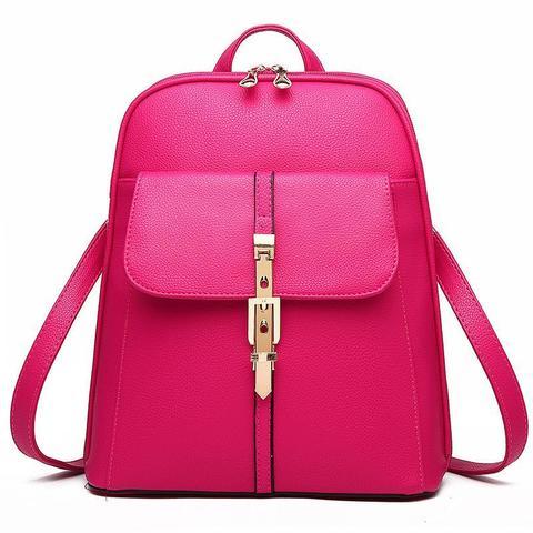 Женский рюкзак 6588 Rose
