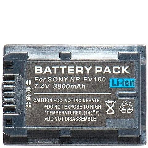 Аккумулятор для SONY NP-FV100