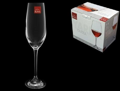 Набор бокалов для шампанского «Yarra»