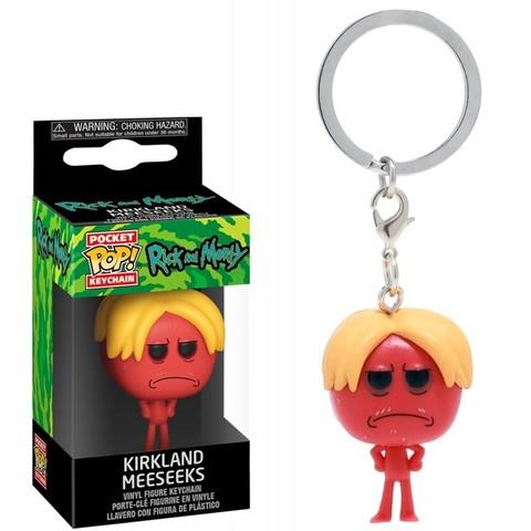 Мисикс - Рик и Морти || POP! Keychain Kirkland Meeseeks