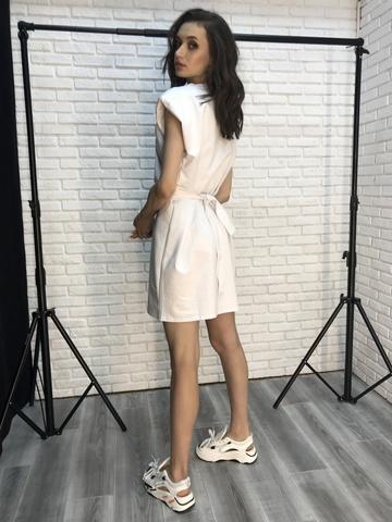 Платье-туника выше колена купить