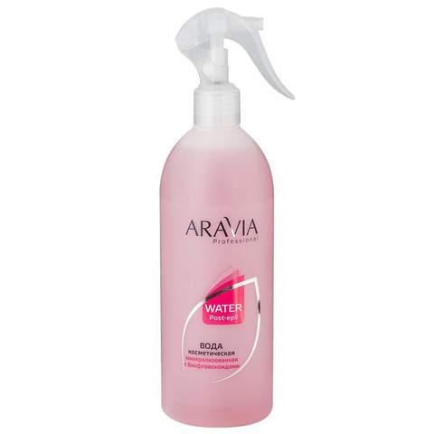 Вода косметическая с биофлавоноидами, 500 мл, ARAVIA Professional
