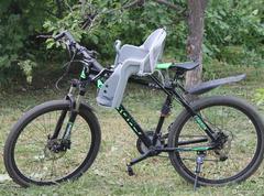 Велокресло переднее