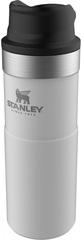 Термостакан Stanley Classic 0,47L Trigger Action 1-Hand Белый (10-06439-032)