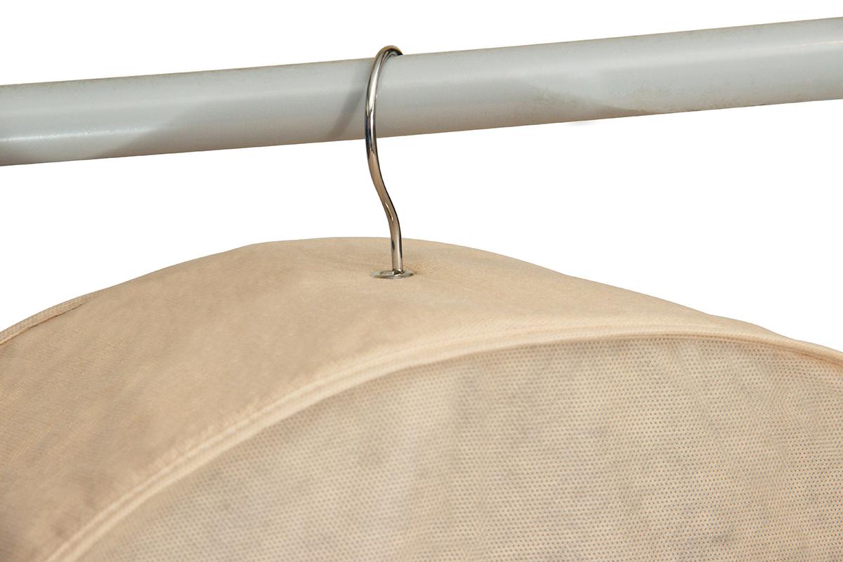 Чехол для шуб LUX короткий 100х60х18 см, Каир