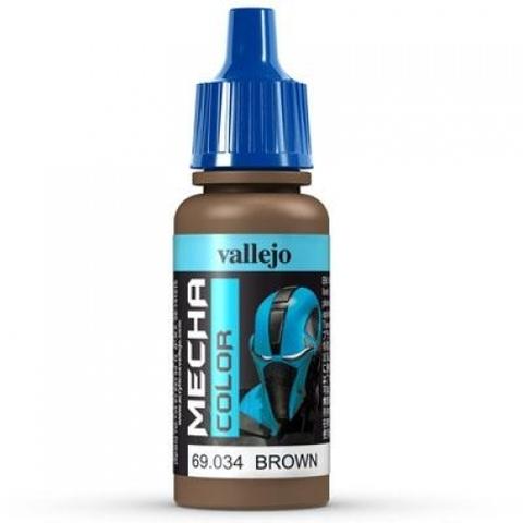 Mecha Color Brown 17 ml.