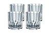 ASPEN - Набор стаканов 4 шт. низких 324 мл хрусталь