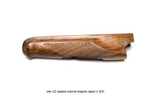 Цевье ИЖ-12 орех (с 63г)