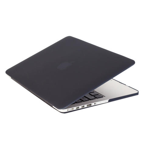 Накладка пластик MacBook Pro Retina 13.3 (2020) /matte black/ DDC