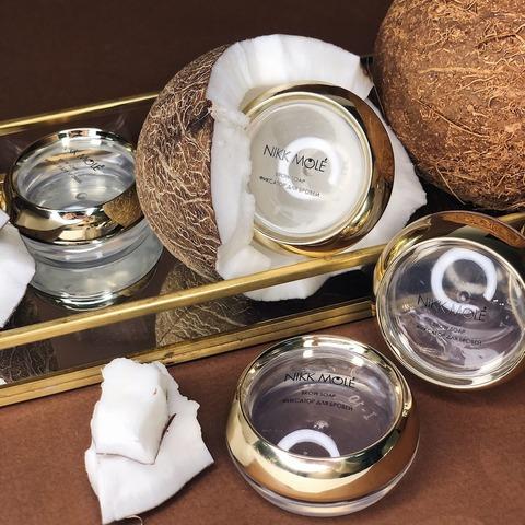 Фиксатор для бровей Nikk Mole Brow Soap, кокос