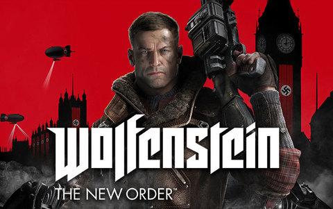 Wolfenstein : The New Order (для ПК, цифровой ключ)