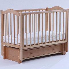 Кровать детская «Кубаночка-1» продольный, поперечный маятник.