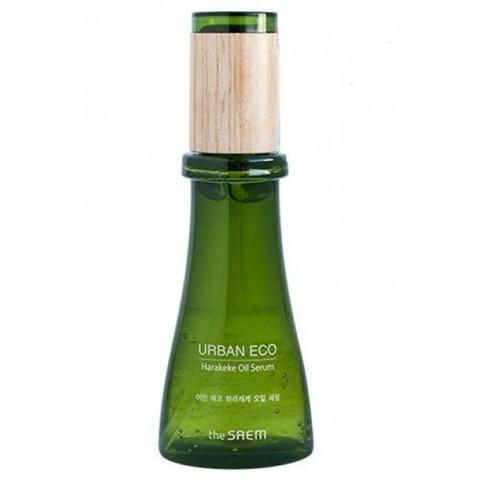 Масляная сыворотка с экстрактом новозеландского льна The Saem Urban Eco Harakeke Oil Serum