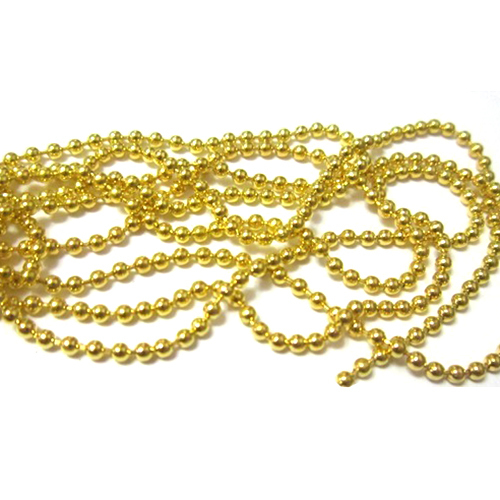 цепочка с шариками золото оптом