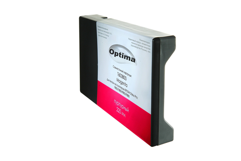Картридж Optima для Epson 7800/9800 C13T603300 Vivid Magenta 220 мл