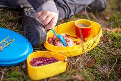 Набор туристической посуды детский Primus Meal Set Pippi Red - 2
