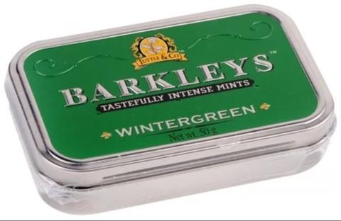 Леденцы Barkleys Wintergreen