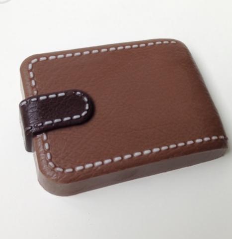 Пластиковая форма для шоколада муж. ПОРТМОНЕ (90х63мм)