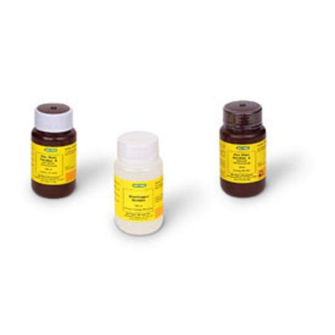 Набор реагентов для электрофоретического разделения белковых фракций сыворотки крови на мембранах из ацетатцеллюлозы  (КлиниТест - ЭФ)