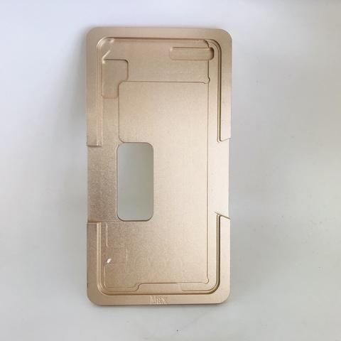 Форма для центровки стекла с рамкой относительно дисплея iPhone XS Max