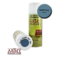 Colour Primer: Wolf Grey