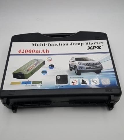 Зарядное пусковое устройство XPX X11 42000 mAh для автомобиля