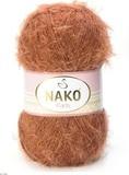 Пряжа Nako Paris 5520 корица