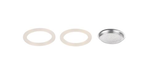 Фильтр и 2 силиконовые прокладки для кофеварки Tescoma PALOMA, 1 чашка