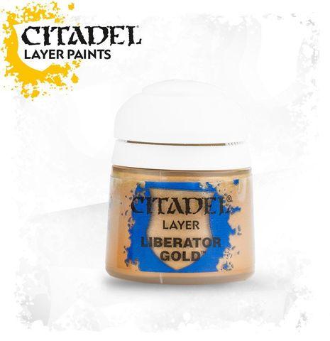 LAYER: LIBERATOR GOLD