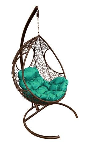 Кресло подвесное Ferrol brown/green