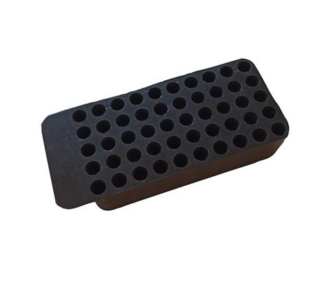 Колодка резиновая под патроны КР-50х5.45 (АК)
