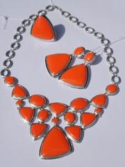 коралл оранжевый (пресс)