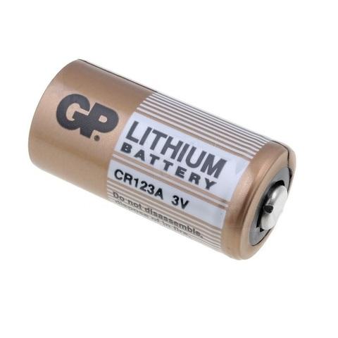 Батарейка GP CR123A/CR17345 3В