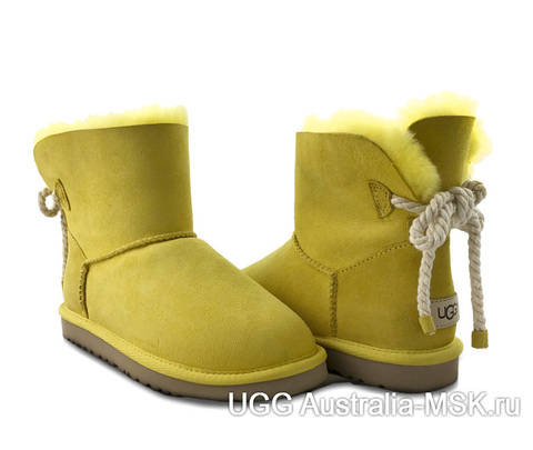 UGG Selene Mini Yellow