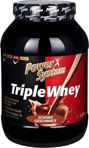 Протеин Power System Triple Whey