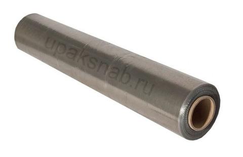 Стрейч-плёнка серая, 1,7 кг./500 мм. (из вторичного сырья)