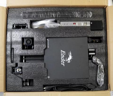 3D-принтер Creality3D Ender 3 (набор для сборки)