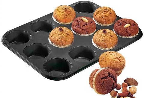 Форма для выпечки кексов 12 шт.