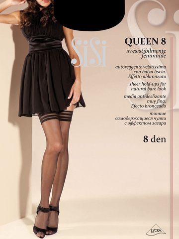 Чулки Queen 8 Sisi