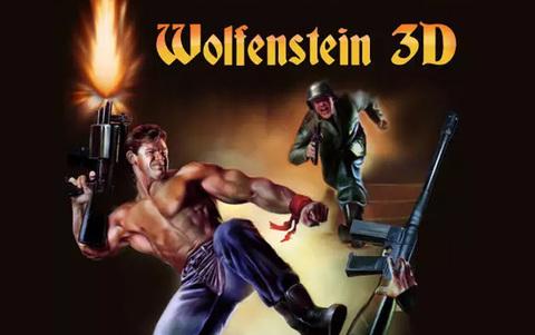 Wolfenstein 3D (для ПК, цифровой ключ)