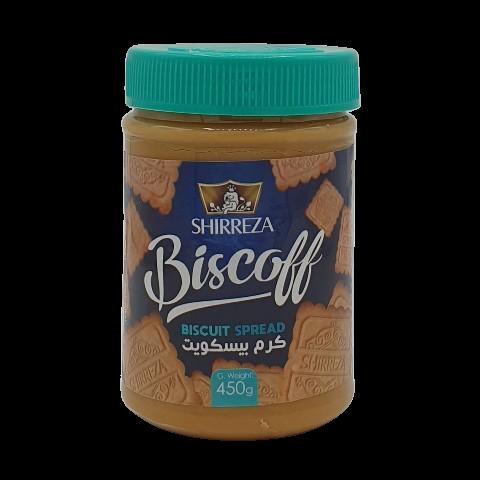 Кремовое печенье SHIRREZA, 450 гр