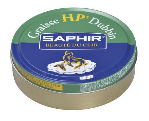 Пропитка для туристической обуви sphr0704 Saphir GRAISSE HP, 100мл. (2цвета)