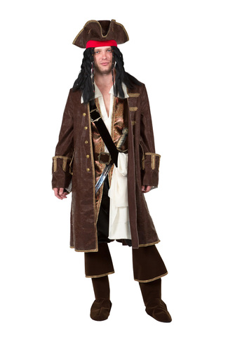 Купить костюм Джека Воробья - Магазин