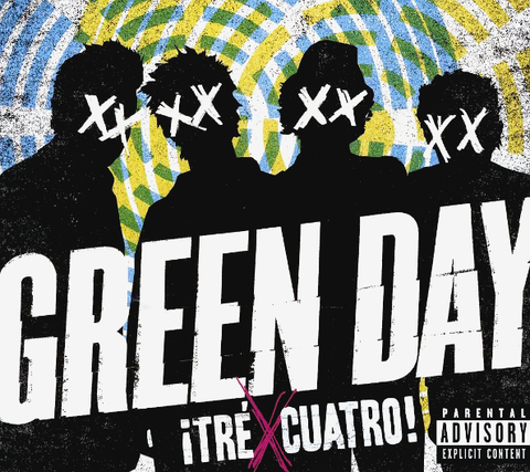 Green Day / iTre X Cuatro! (CD+DVD)