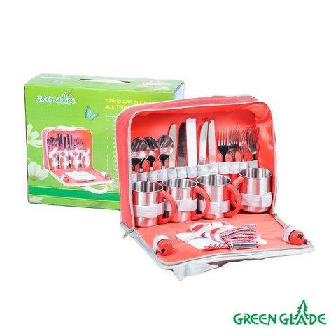 Набор для пикника Green Glade T3044